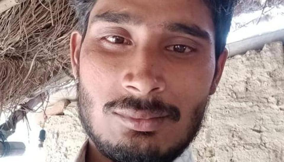 Ashish Vishwakarma was unable to find food for three days.