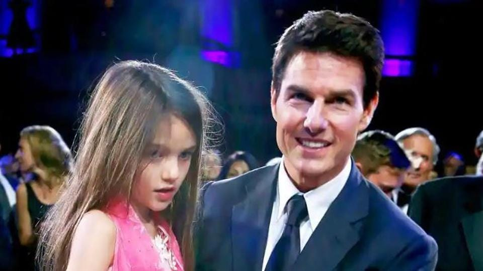 Tom Cruise admitted that his religion came in the way of his relationship with his daughter.