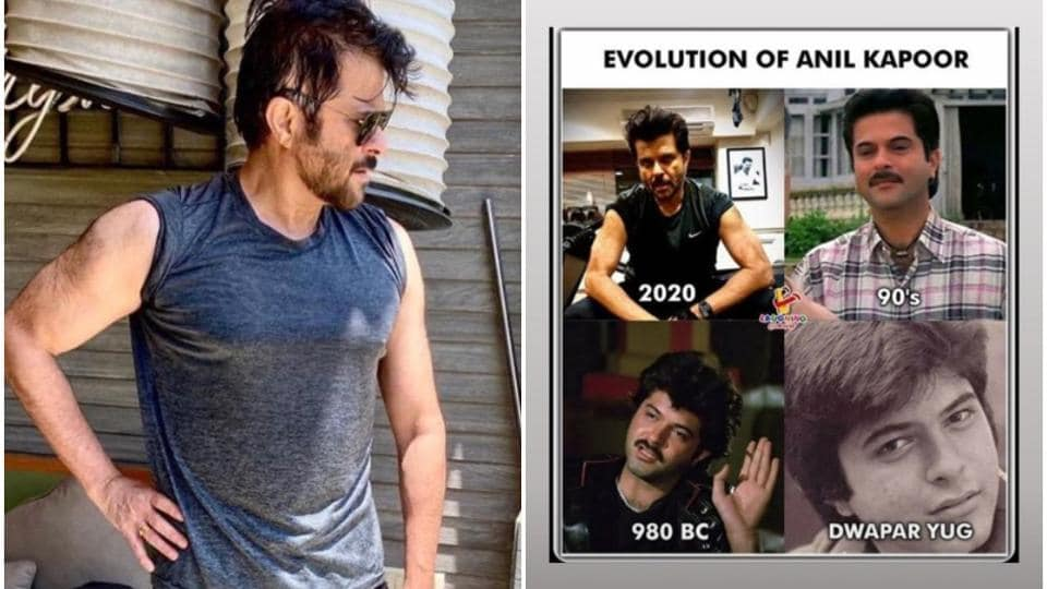 Anil Kapoor had recently shared pictures of his bulked-up appearance.