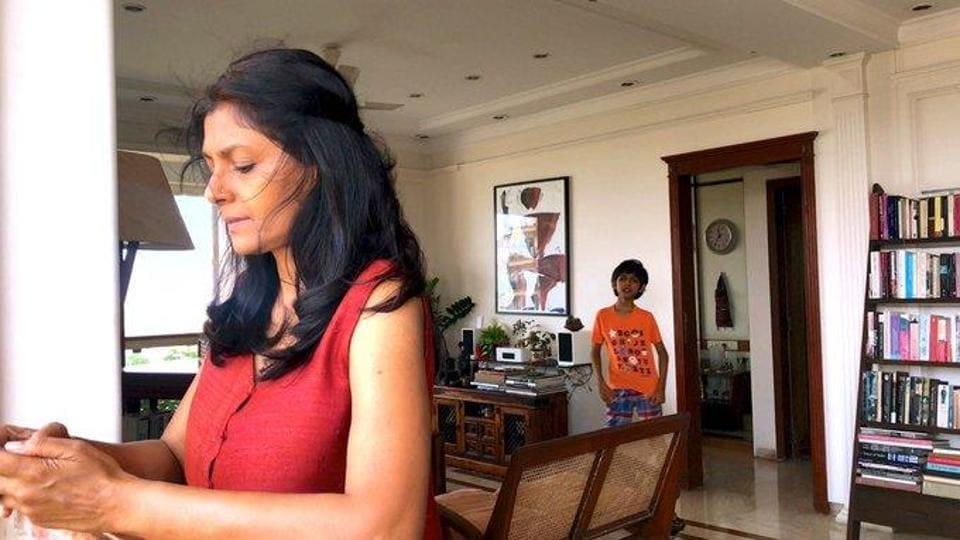 Nandita Das in a still from the short film