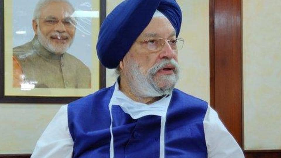 Aviation minister Hardeep Puri said the airlines are equipped and precautions have been taken at airports where you don't need any human contact. (Photo @HardeepSPuri)