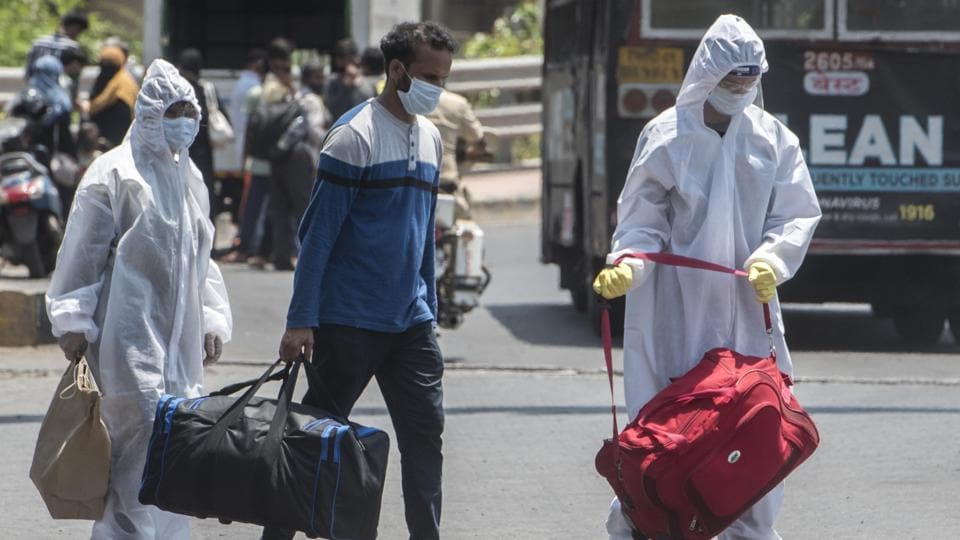 More than 70,000 beds have been kept ready in Mumbai, which has emerged as the hotspot of the disease, and 'Chase The Virus' mission is being implemented for contact tracing.
