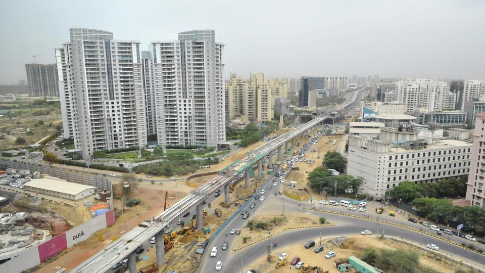 The district administration has redefined the containment zones for high-rises.