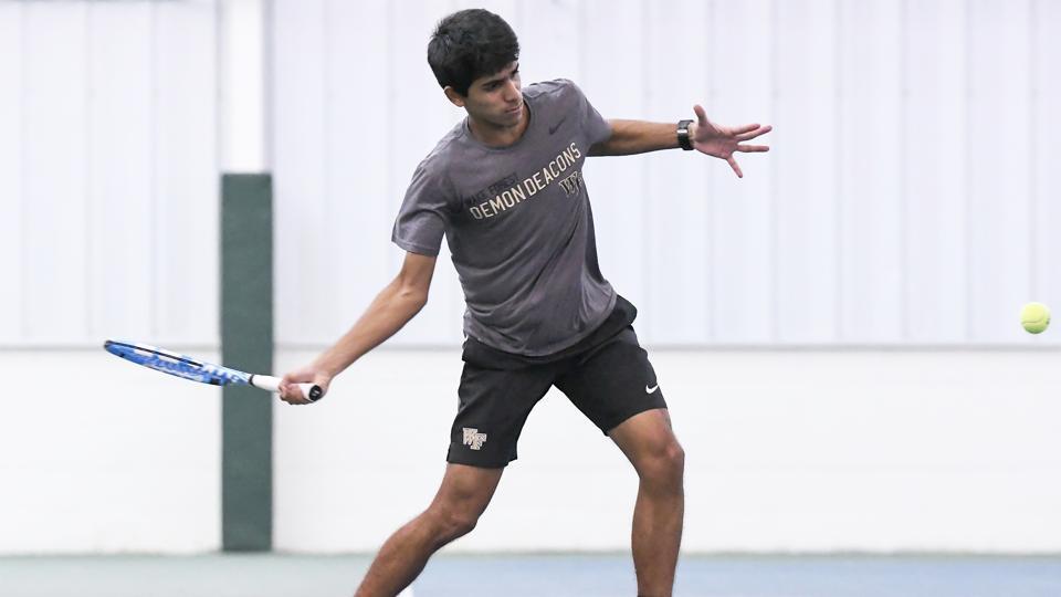 Pune-based player Siddhant Banthia.