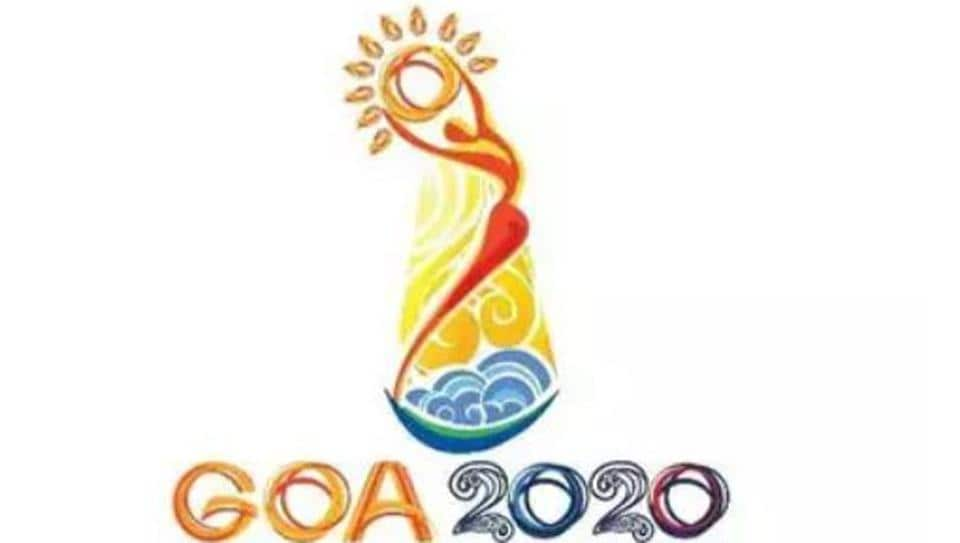 National Games 2020 logo.