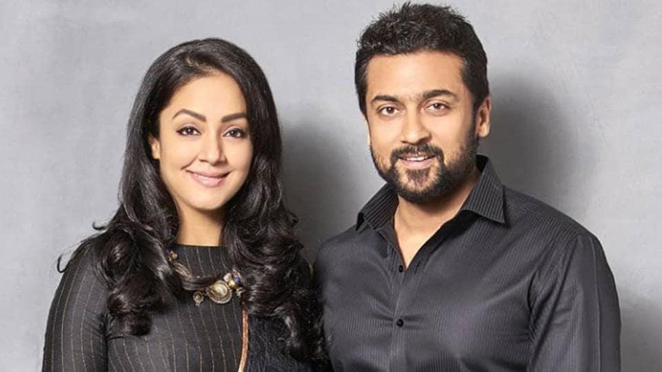 Jyotika's Ponmagal Vandhal has been produced by Suriya.