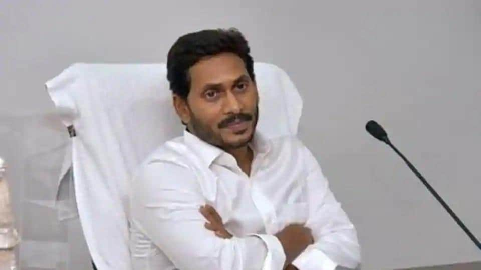 Andhra Chief Minister YS Jagan Mohan Reddy. (PTI file)