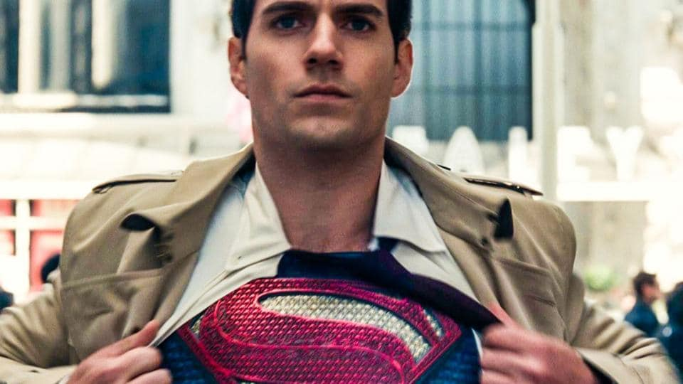 Henry Cavill has played Superman in three films.