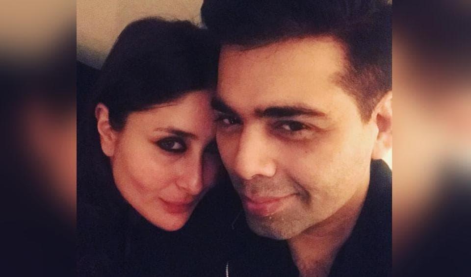 Karan Johar and Kareena Kapoor Khan had a major fallout, back in the day.