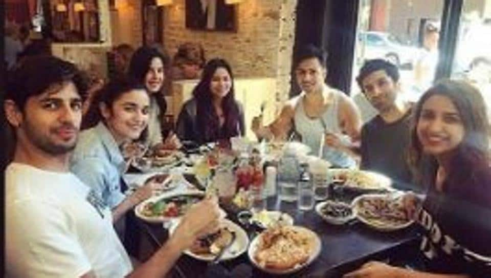 Parineeti Chopra's throwback picture was taken during the Dream Team Tour of the US.