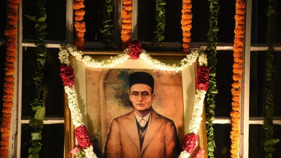 PM Modi paid tribute on Savarkar's 137th birth anniversary.