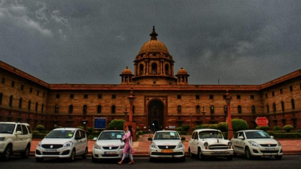 The India Meteorological Department (IMD) too on Thursday predicted that the Delhi-NCR region is likely to witness very light rain and dust storms on Friday till about 8:30 pm.
