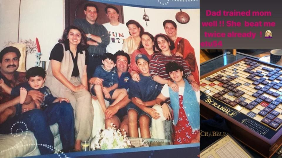 Iconic Kapoor family photos shared by Riddhima, Armaan as they remember Rishi Kapoor: 'I love and miss you' – bollywood