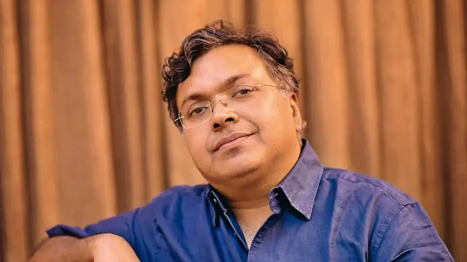 """The author has collaborated with Audible Suno to create an audio show called """"Suno Mahabharata Devdutt Pattanaik ke Saath"""", which is a narration of the Mahabharata in under six hours."""