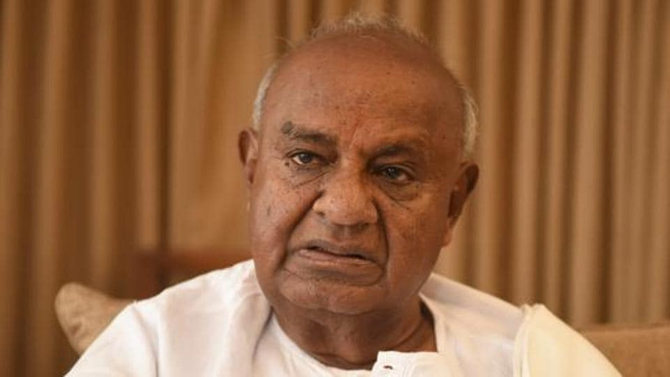 Deve Gowda also recalled his contribution as a trade union leader who led many pro-people and pro-farmer agitations.