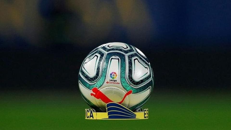 File image of La Liga.