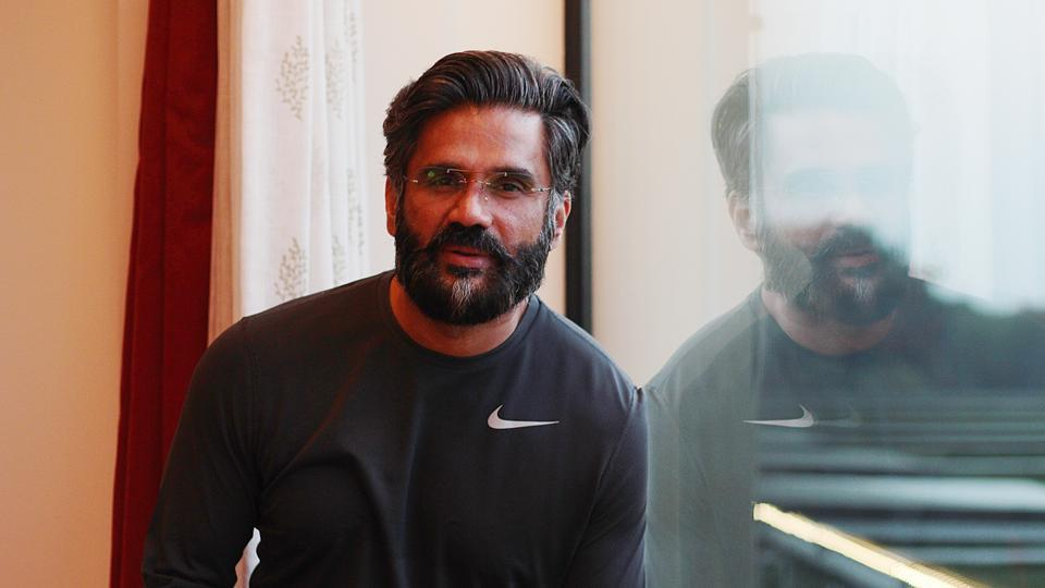 Actor Suniel Shetty's upcoming projects include Marakkar, Fraudster and Mumbai Saga.