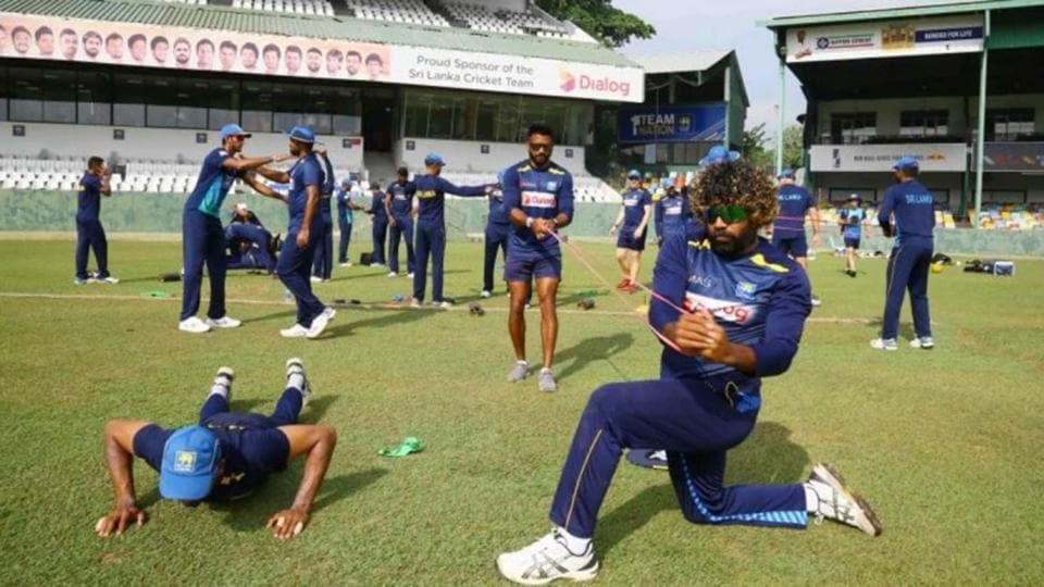 Professional cricket has been suspended since March because of the pandemic, with Sri Lanka's home series against England and South Africa among its casualties.