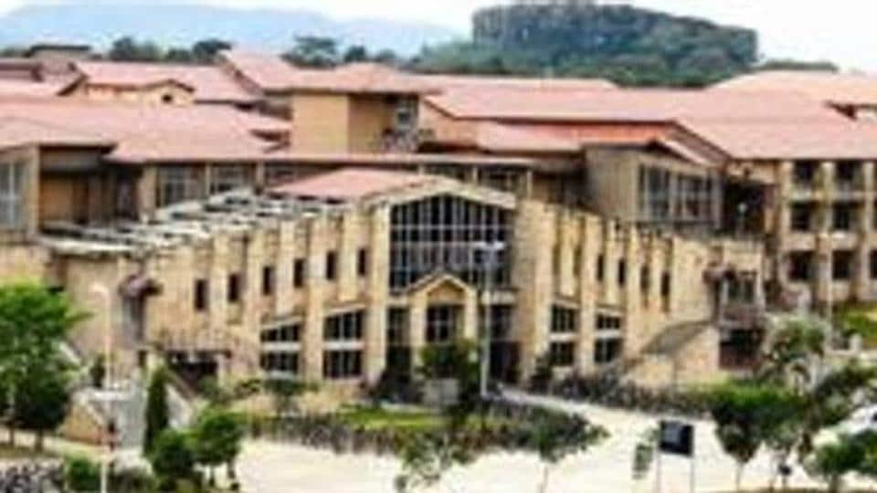 IIT-Guwahati academic complex