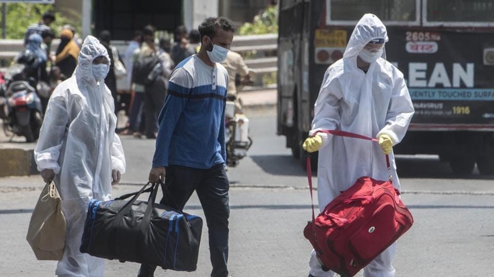 Maharashtra on Saturday recorded 2,940 new coronavirus disease (Covid-19) cases, its second-highest spike in a day so far.