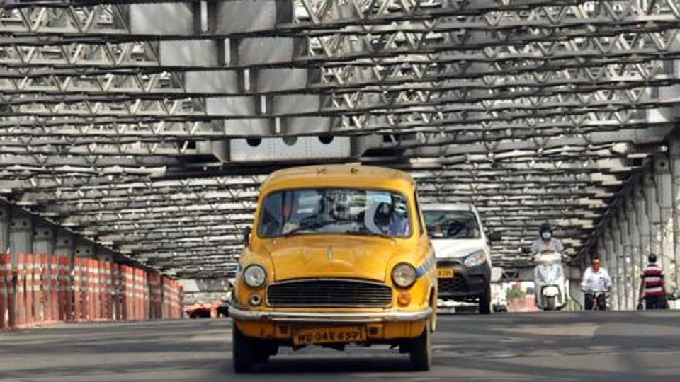 Taxis, radio taxis and auto-rickshaws have been allowed to ply with only two passengers in Kolkata and adjoining areas.