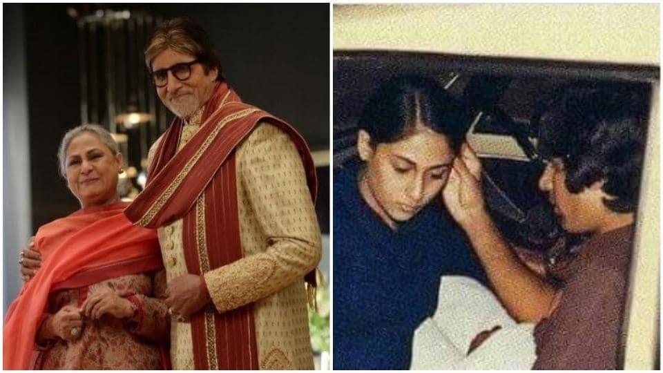Amitabh and Jaya Bachchan got married on June 3, 1973.