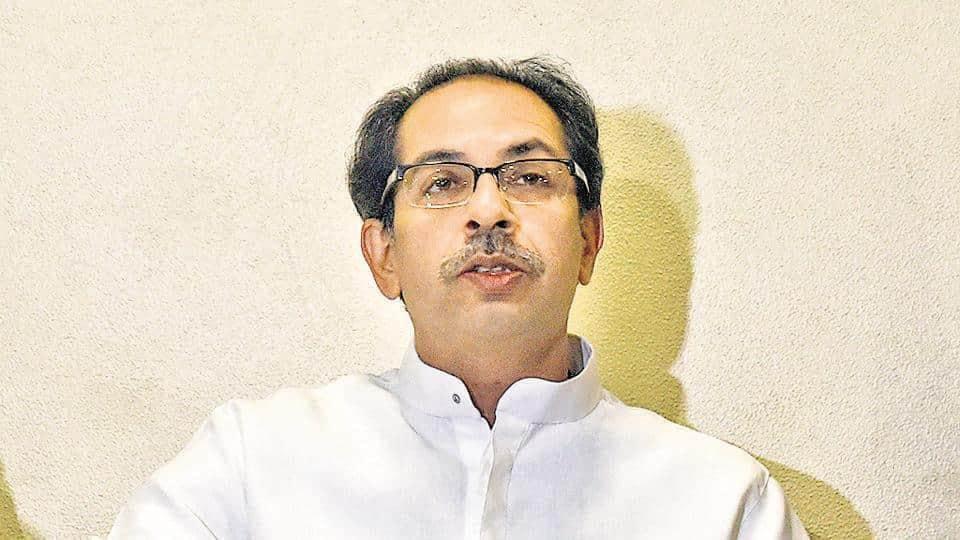 Maharashtra Chief Minister Uddhav Thackeray (Kunal Patil/HT Photo)