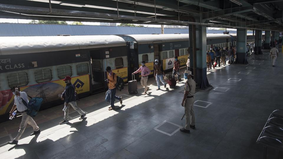 Indian Railways will begin operating 200 special trains from June 1.