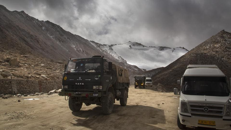 China rapidly expanded high-altitude weapon systems after Doklam standoff, says report