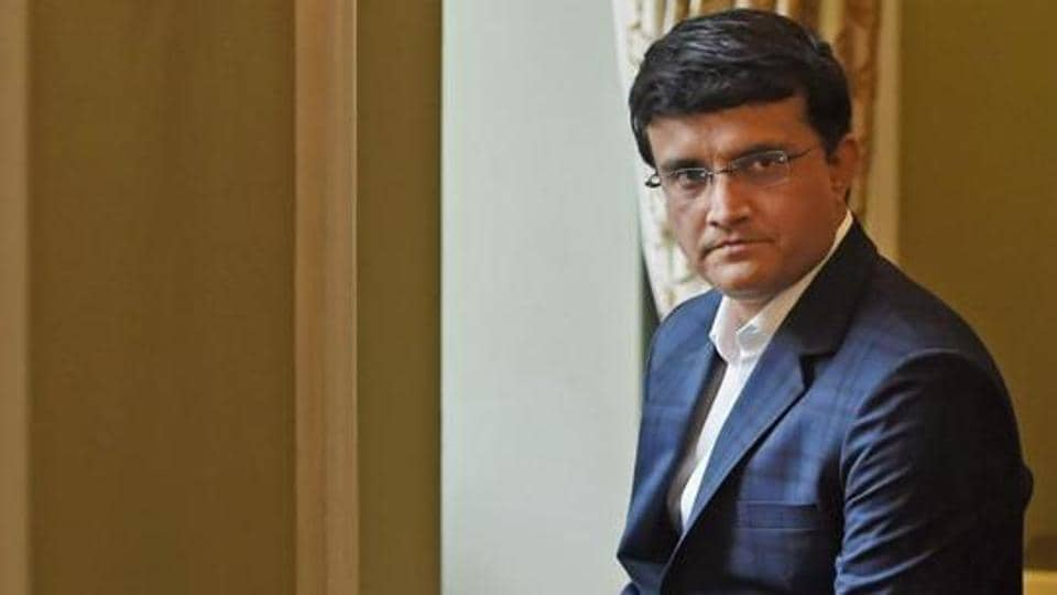File photo of Sourav Ganguly during a press conference in Mumbai.