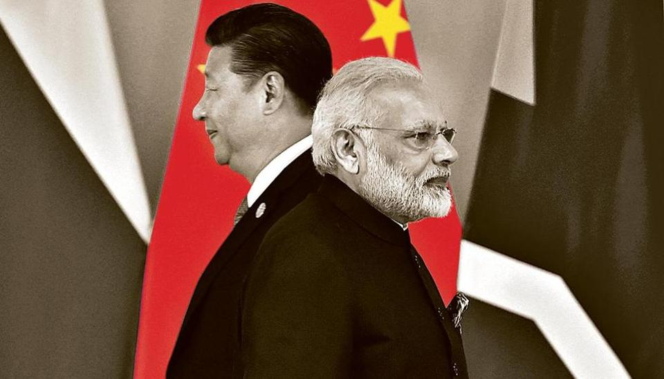 The standoff comes seven months after PM Narendra Modi and President Xi's Mamallapuram meet where they had reiterated their desire for peace and tranquillity in the border areas