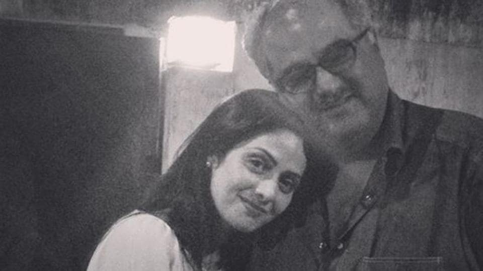 Sridevi and Boney Kapoor tied the knot in 1996.