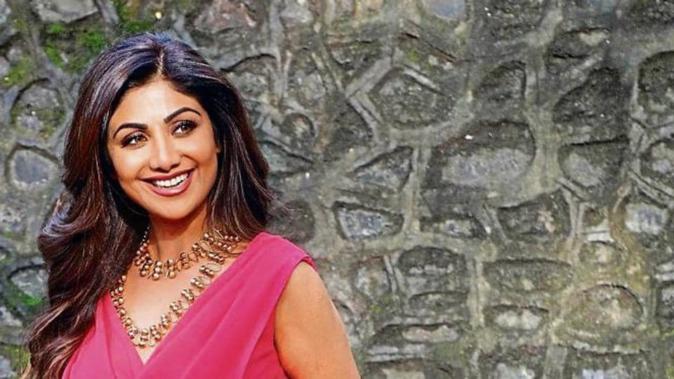 Actor Shilpa Shetty Kundra says she is so cautious that her three-month-old daughter Samisha has not been out of the house