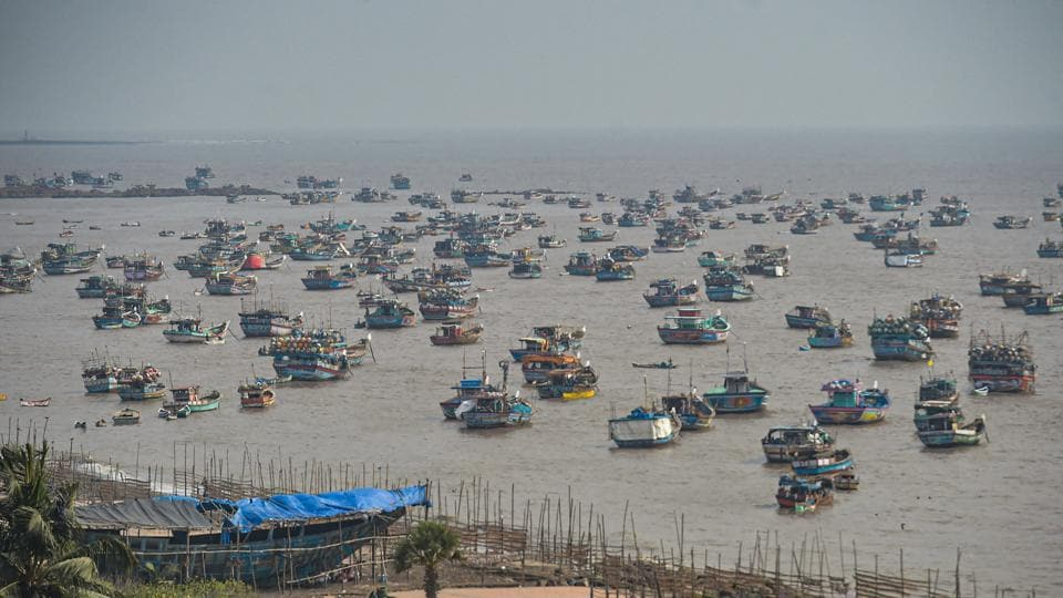 Strict warnings have been issued to the fishing community to avoid entering the Arabian Sea.