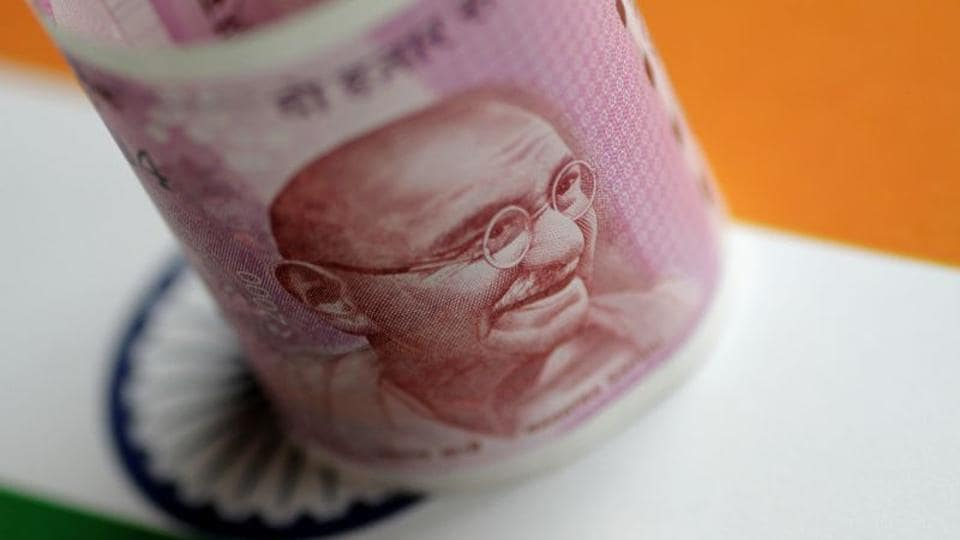 Rupee had settled at 75.54 against the US dollar on Monday.