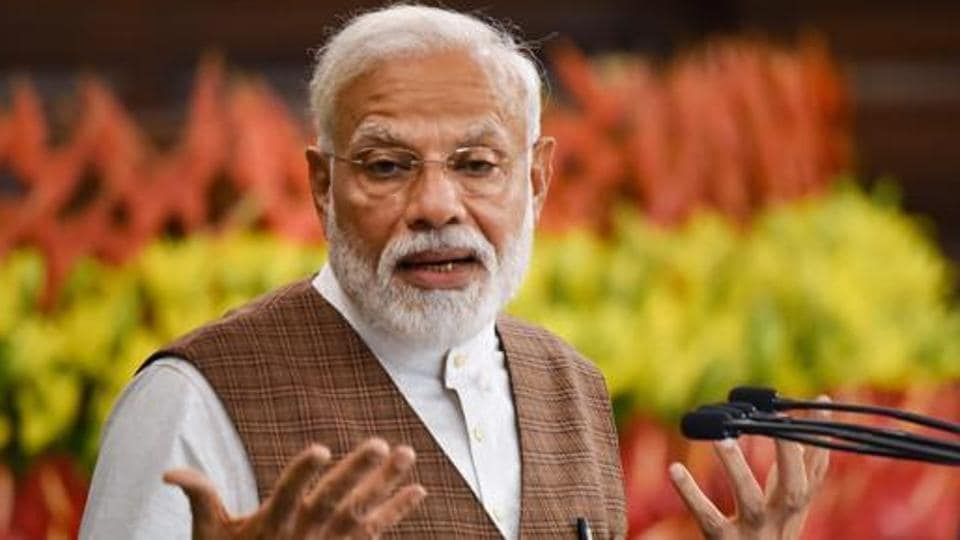 PM Modi made the comments while delivering the inaugural address at CII Annual Session 2020, Getting Growth Back, through video conference.