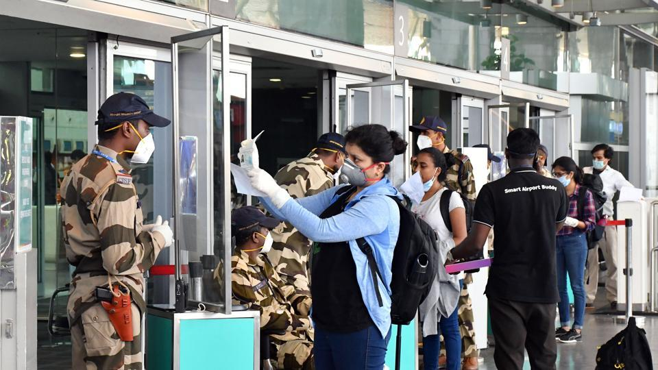 Officials in Karnataka said that the spurt in the number of Covid-19 cases in the cases has been witnessed following the return of migrant workers from other states, specially neighbouring Maharashtra.