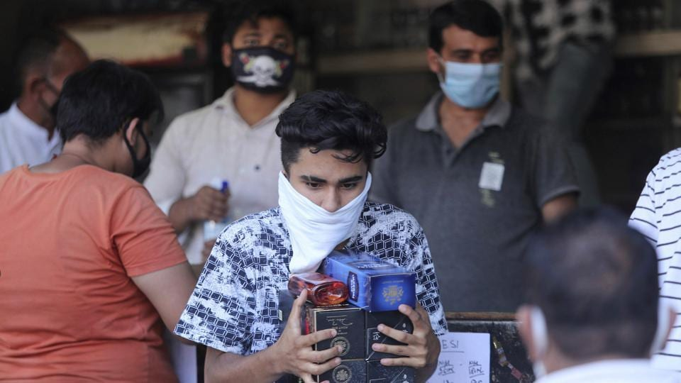 As many as 107 new cases of Covid-19 were reported in Tripura on Monday