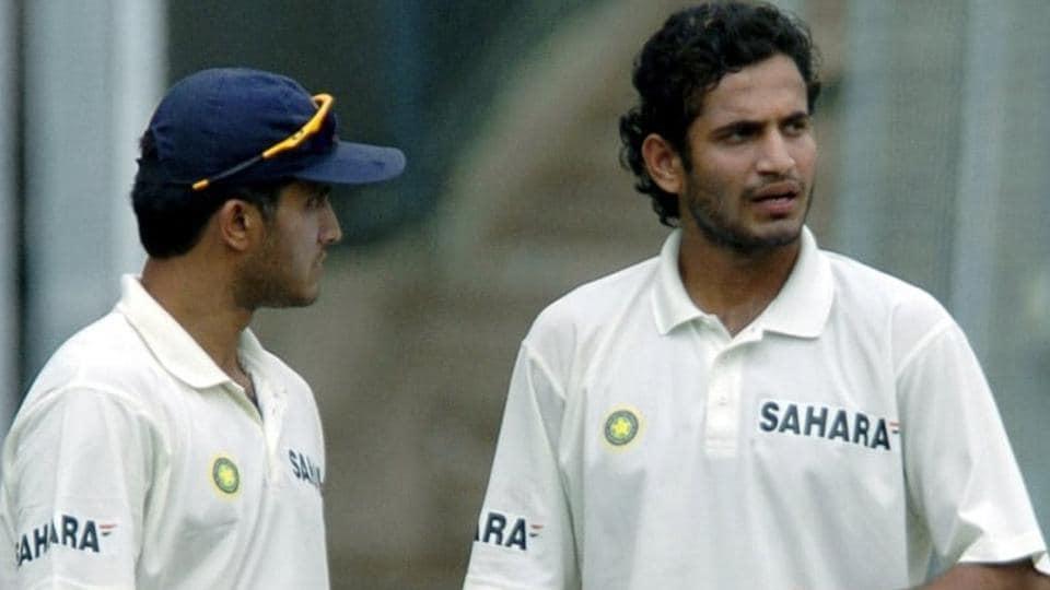 File image of Sourav Ganguly and IrfanPathan.