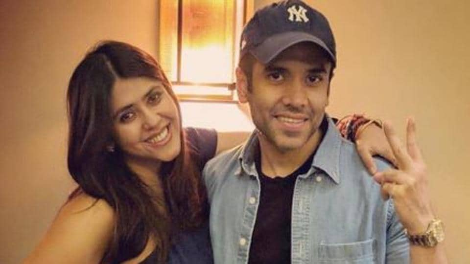 Siblings Tusshar and Ekta Kapoor have often spoken about their love-hate relationship.