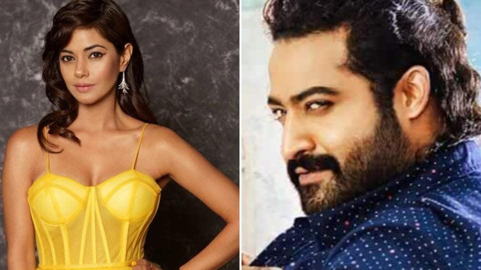 Meera Chopra lodged a complaint after some fan clubs of Jr NTR abused her online.