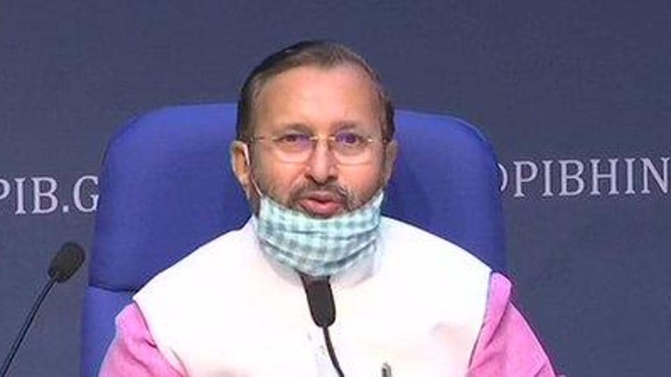 Javadekar's comments came during a joint press briefing with Minister of Agriculture, Narendra Singh Tomar on Wednesday.