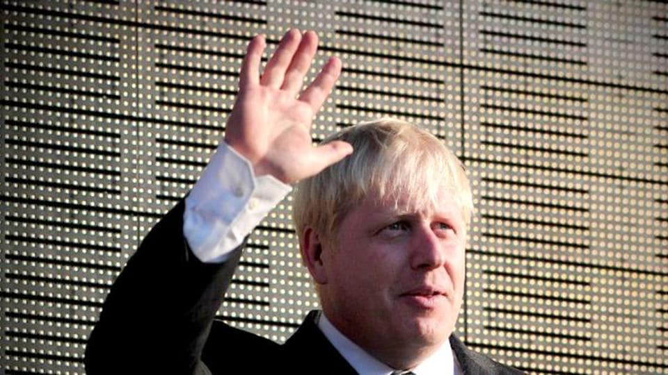 Boris Johnson described China's step as being in conflict with the obligations under the Joint Declaration.