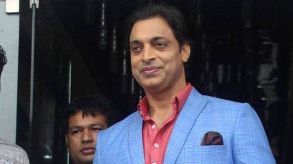 File image of Shoaib Akhtar.