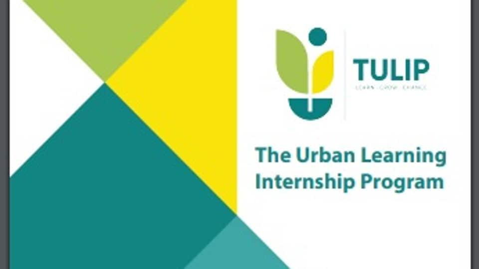 TULIP  Portal: Full details on how to register, eligibility etc