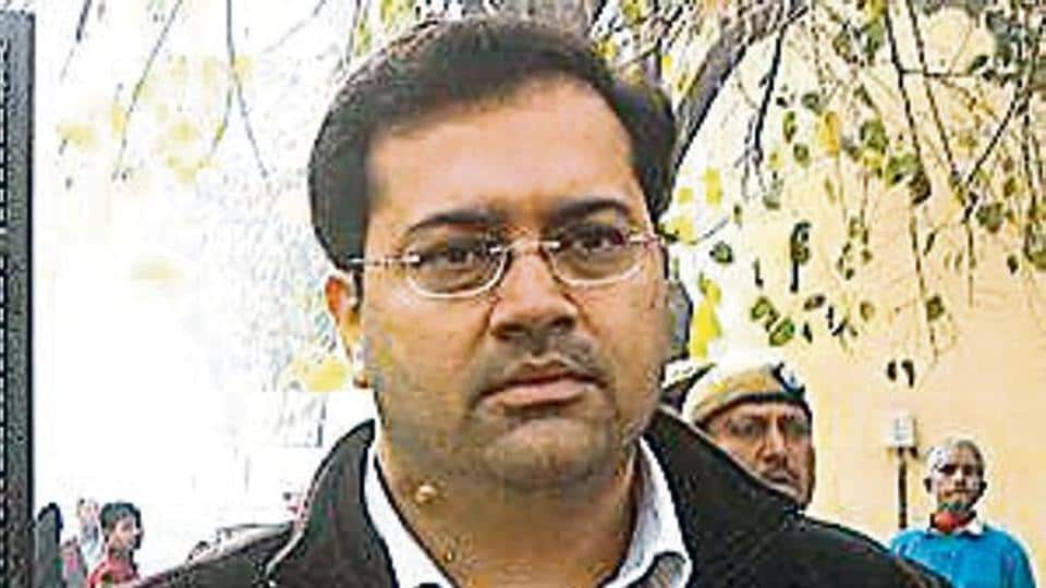 Manu Sharma prime accused in Jessica Lal murder case being produced at Delhi high court