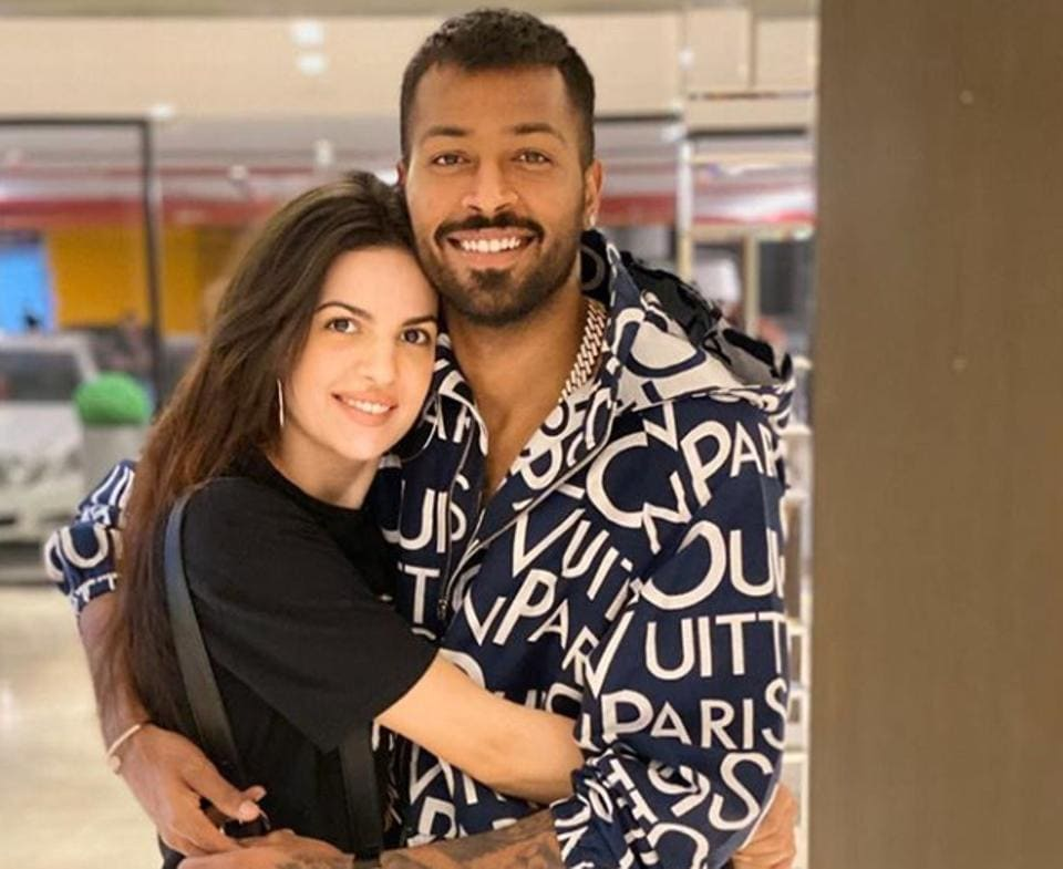 Hardik Pandya and Natasa Stankovic announced their engagement on the New Year.