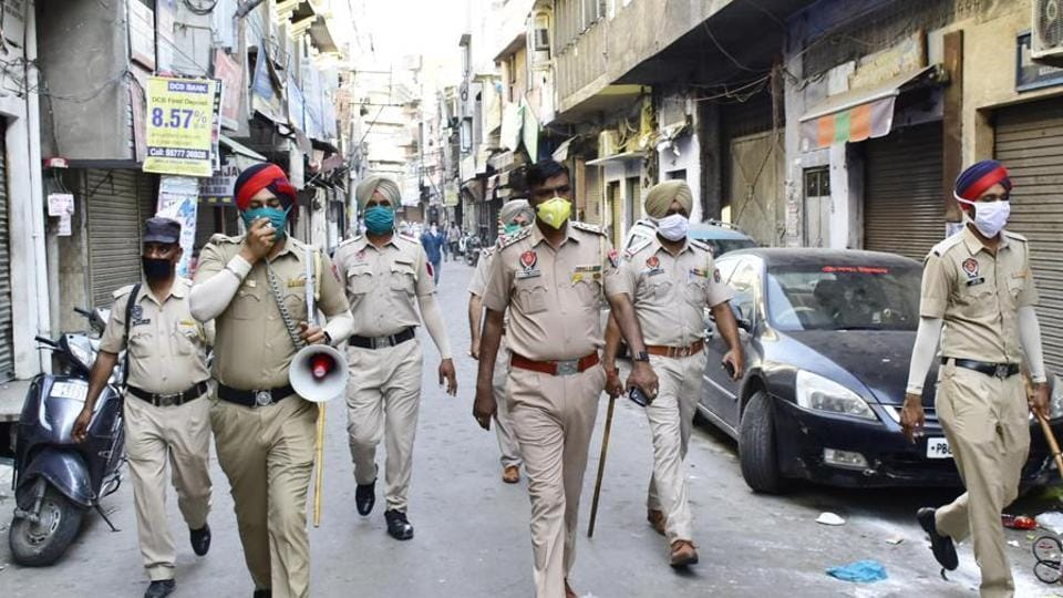 The Punjab government on Wednesday transferred 18 senior police officers, including shifting of three IGPs and two SSPs of Faridkot and Gurdaspur.