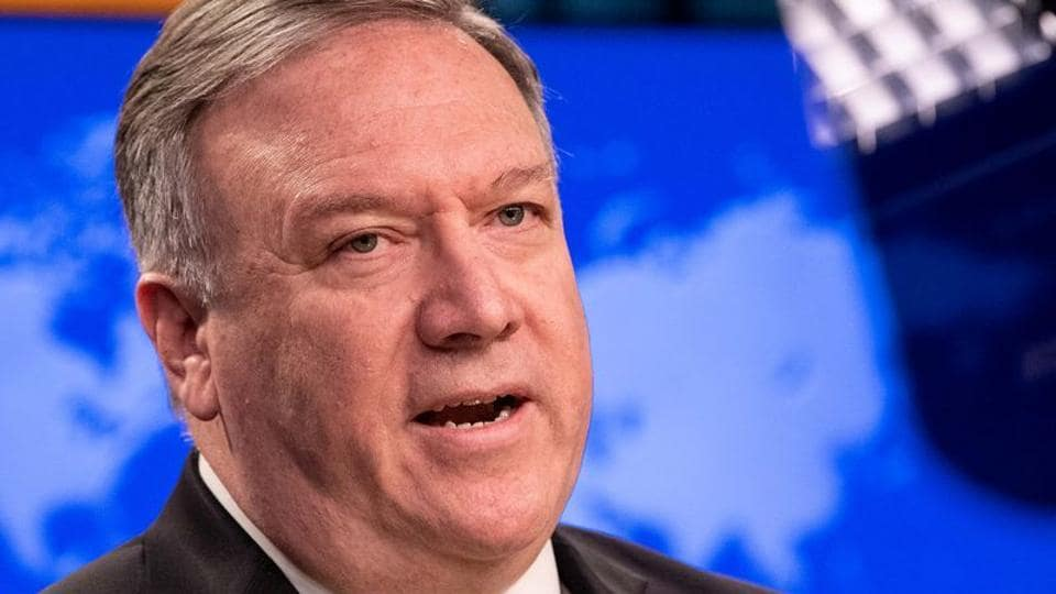 US Secretary of State Mike Pompeo has spoken to the foreign ministers of Australia, Brazil, India, Israel and South Korea on the novel coronavirus situation.