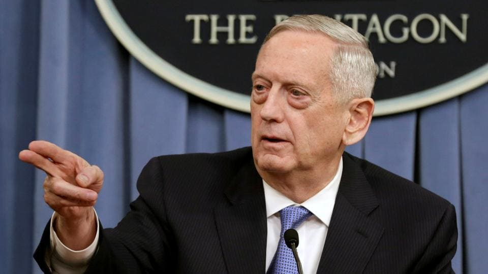 """Trump was so eager to unveil his nomination of Mattis after the 2016 election that he announced his plans at a campaign-style rally where he introduced the former head of US Central Command by a moniker -- """"Mad Dog""""."""